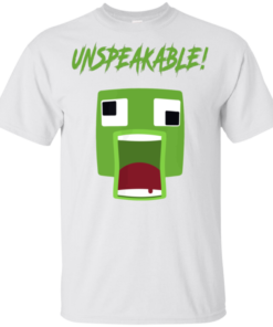 Fan Unspeakable! Youth Kids T-Shirt