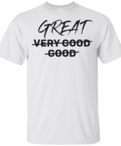From Very Good to Great Youth Kids T-Shirt