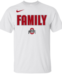 Ohio State Buckeyes Family Youth Kids T-Shirt