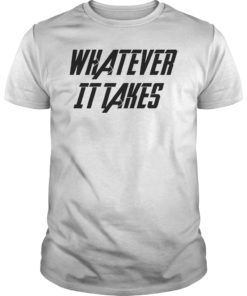 Whatever It Takes End Game Unisex T-Shirt