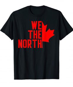 We the north t-shirt men women