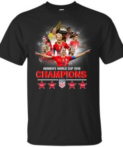 2019 Uswnt World Cup Champions T Shirt