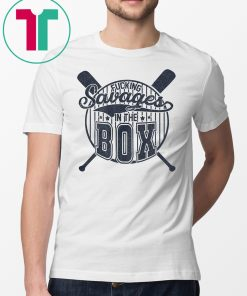 Yankees Fucking Savages in The Box T-Shirts