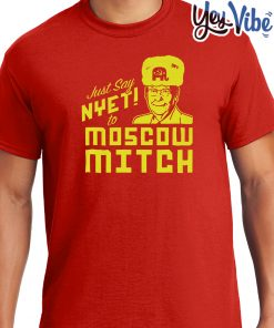 Company Moscow Mitch Tee Shirts