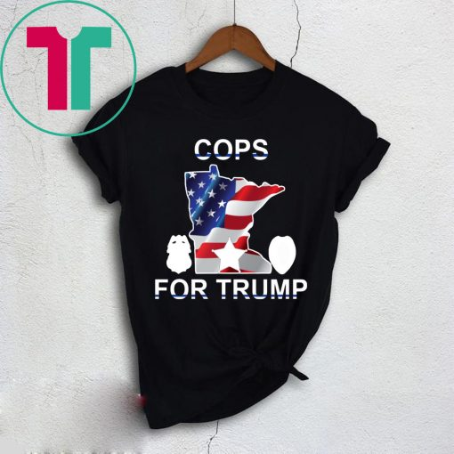 Cops For Trump Shirt