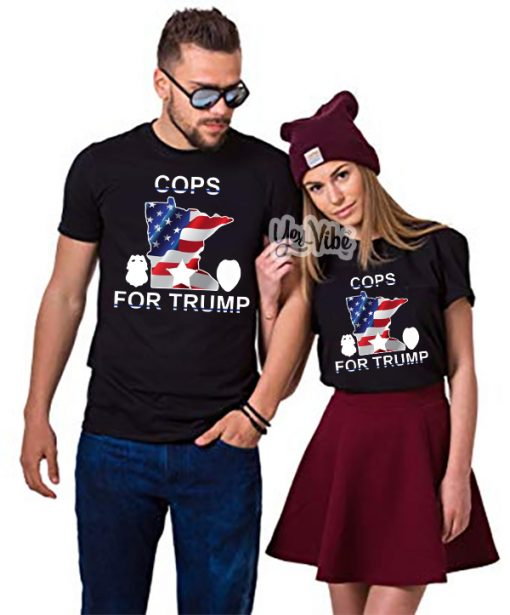 how can i buy cops for trump t shirt
