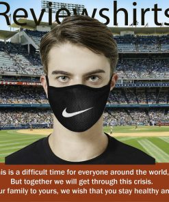 Nike Jordan Logo Cloth Face Mask